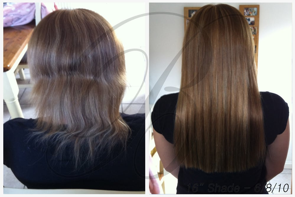 Shade 6, 8, 10  Hair Extensions
