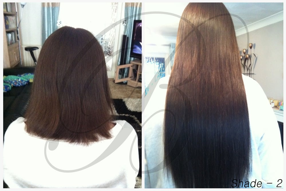 Shade 2 Hair Extensions