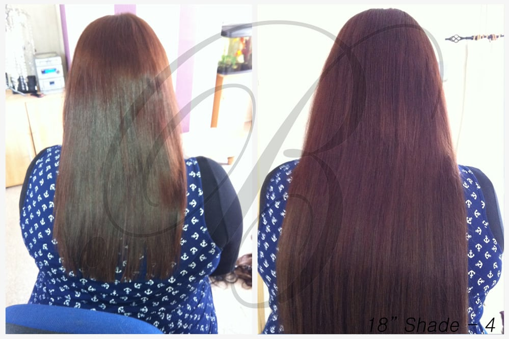 Shade 4 Hair Extensions
