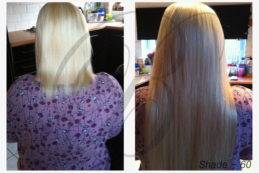 Shade 60 Hair Extensions