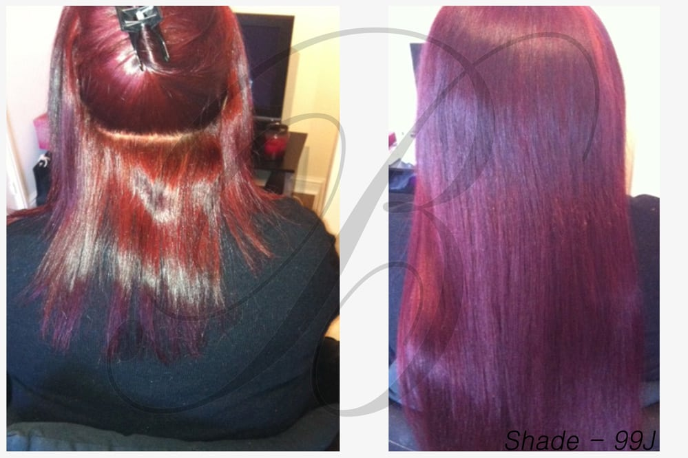 Shade 99J Hair Extensions