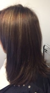 hair extensions around sides