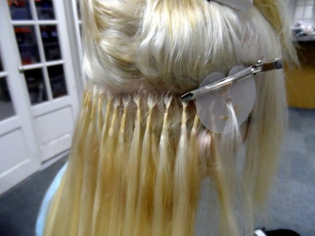 Hair Extension Bonds Good Vs Bad Bond Hair Extensions